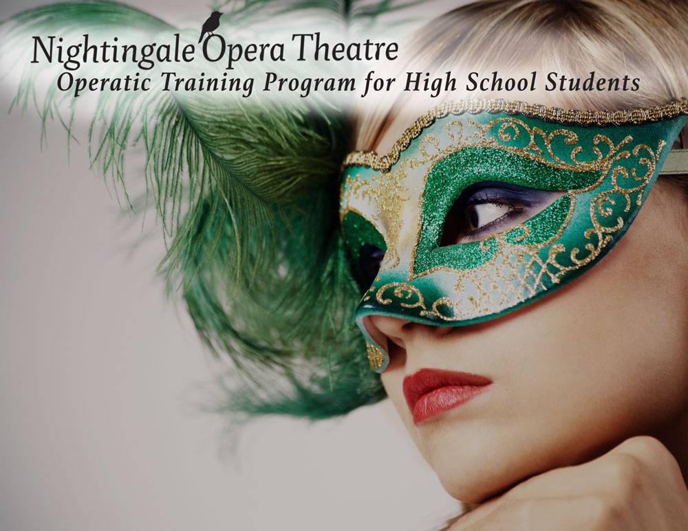 Nightingale Opera Theatre Young Artist program for high school students