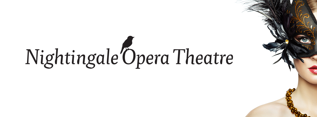 Nightingale Opera Theatre logo.